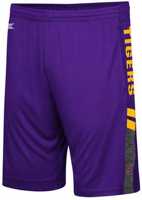 Colosseum Men's Lsu Tigers Perfect Season Shorts