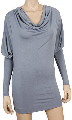 Forever 21 Cowl Neck Top