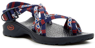 Chaco Updraft Ecotread Florentine Red Sandal $95 thestylecure.com