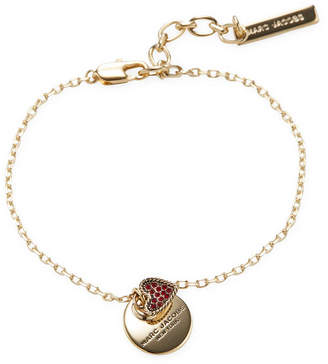 Marc by Marc Jacobs Jewelry Mj Coin Bracelet