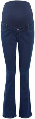 Dorothy Perkins Womens Indigo 'Ellis' The Classic Slim Bootcut Jeans