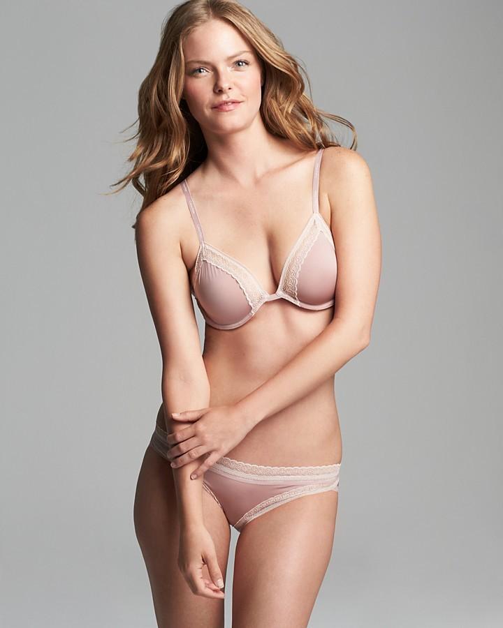 Calvin Klein Underwear Underwire Bra - Perfectly Fit Sexy Signature Unlined #F3264