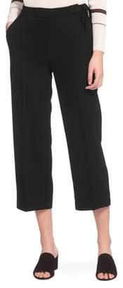 Whistles Side Tie Crop Pants