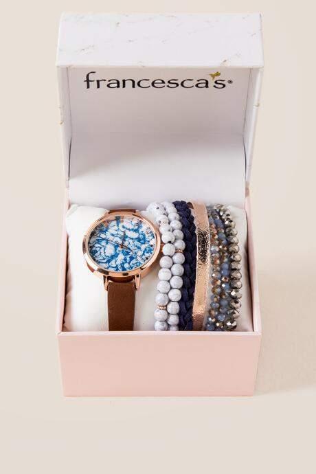 Nicole Map Watch Box Set