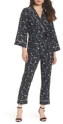 Adelyn Rae Addison Pajama Jumpsuit