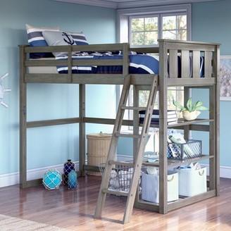 Better Homes & Gardens Kane Twin Loft Bed, Multiple Finishes