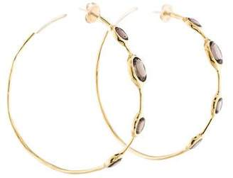 Ippolita 18K Rock Candy Hoop Earrings