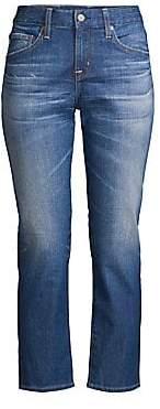 AG Jeans Women's Ex-Boyfriend Slim Leg Crop Jeans