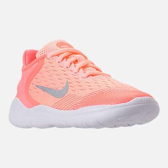 Nike Girls' Preschool Free RN 2018 Running Shoes