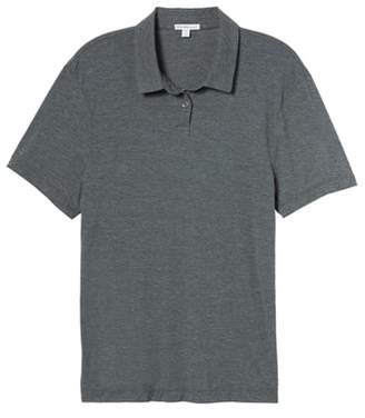James Perse Point Collar Polo