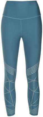 Nimble Activewear Studio to Street 7/8 laser-cut leggings