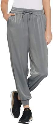 Anybody AnyBody Loungewear Tall Satin Jogger Pants