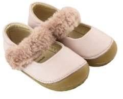 Old Soles Baby's & Kid's Pet Jane Faux Fur Shoes