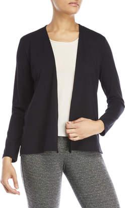 Grace Long Sleeve Open Jersey Cardigan