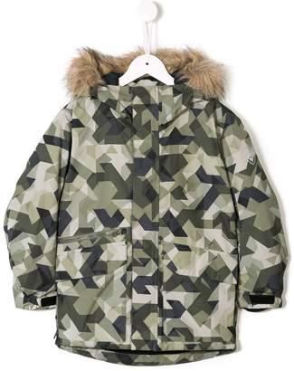 99fc50690840 Boys Parka With Fur Hood - ShopStyle UK