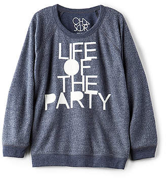 Chaser LIFE OF THE PARTY プルオーバー