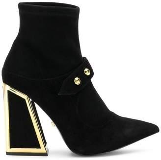 Kat Maconie block heel ankle boots