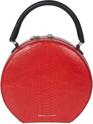 Rebecca Minkoff Snake-skin Effect Crossbody Bag