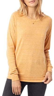 Alternative Pullover - Eco Heather Slouchy