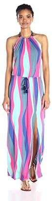 Juicy Couture Black Label Women's Jersey Maxi Dress $118.49 thestylecure.com