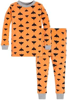 Burt's Bees Cloud Bee Organic Baby Halloween Pajamas