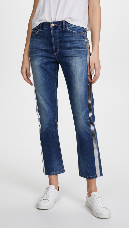 Siwy Gaby High Rise Straight Jeans