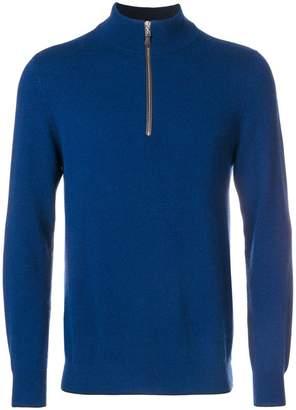N.Peal The Carnaby half zip jumper