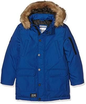 Redskins Boy's Vancouver Jacket, (BLEU Blue Nautical)