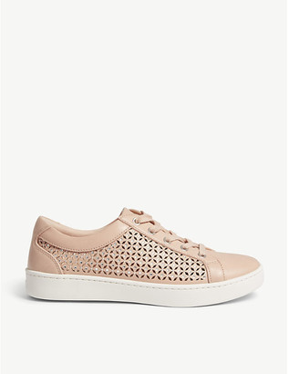 Aldo Jacobe lace-up trainers