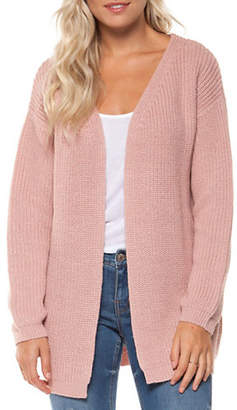 Dex Lace-Up Back Cardigan