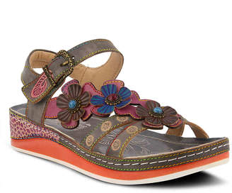 Spring Step L'Artiste by Goodie Wedge Sandal - Women's