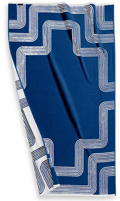 """Hotel Collection Borderline Turkish Cotton 40"""" x 70"""" Resort Towel, Created for Macy's"""