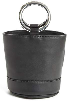 Simon Miller Bonsai 15 Calfskin Leather Bucket Bag