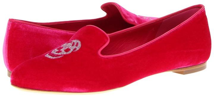 Alexander McQueen 305836W0TZ 5963 (Pink) - Footwear