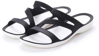 Crocs (クロックス) - クロックス crocs レディース シャワーサンダル Swiftwater Sandal W 203998066 601