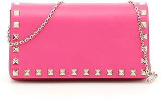 Valentino Clutch With Strap
