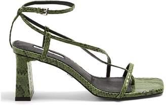 Topshop Toe strap sandals