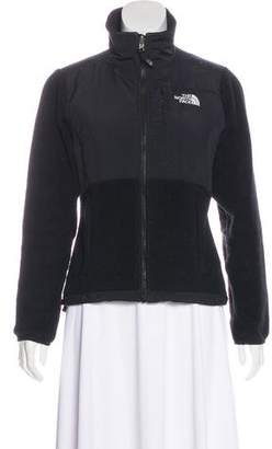 The North Face Long Sleeve Mock Neck Jacket