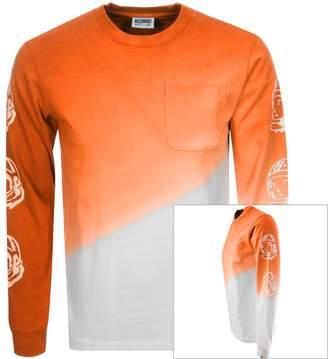 Billionaire Boys Club Bleach T Shirt Orange