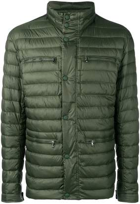 Colmar zipped up padded jacket