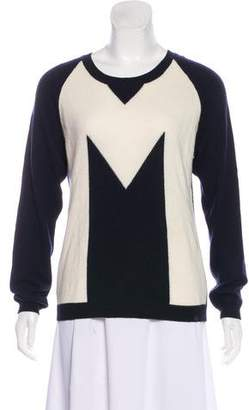 Chinti and Parker Long Sleeve Cashmere Sweater