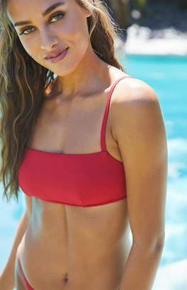 9bd4f50ca9be0 Salero Swim Red Bralette Bikini Top