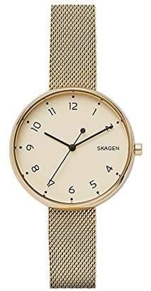 Skagen Women's 'Signatur' Quartz Stainless Steel Casual Watch