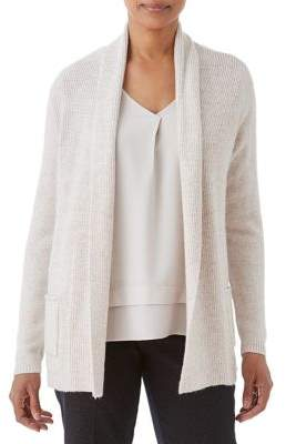 Olsen Nordic Mood Shawl Collar Cardigan