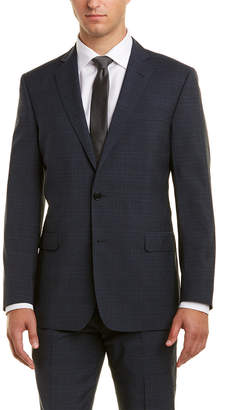 Brooks Brothers 2Pc Regent Fit Wool Suit With Flat