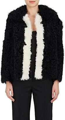 Philosophy di Lorenzo Serafini Women's Shearling Duffle Jacket