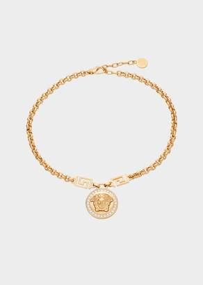 Versace Icon Medusa Necklace