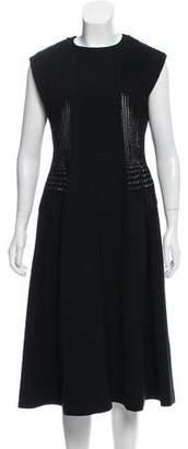 Noir Kei Ninomiya Beaded Midi Dress w/ Tags