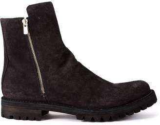 Officine Creative side zip boots