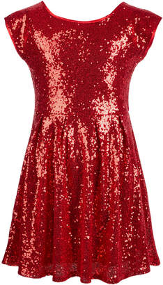 Epic Threads Big Girls Sequin Skater Dress